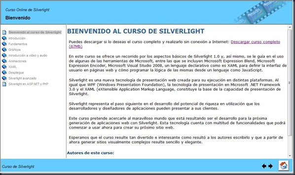cursosilverlight